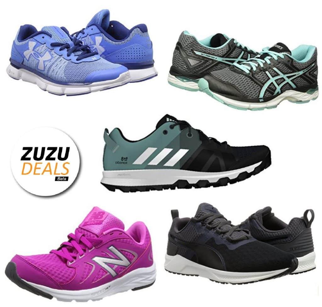נעלי ספורט וריצה לנשים של המותגים המובילים עד 30% הנחה- אמזון בריטניה