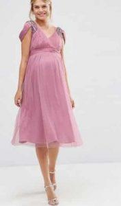 שמלת הריון לאירוע אסוס