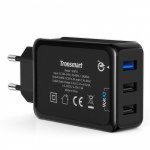 11 Tronsmart W3PTA Quick Charge USB 3.0 Wall Mount Travel Charger Black 1 6 1700x1700 150x150