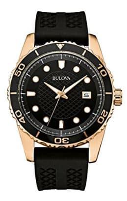 שעון יד לגבר Bulova