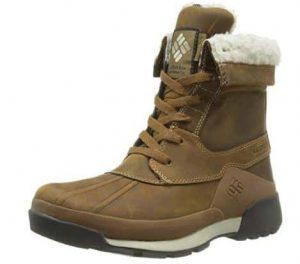 Columbia Womens Bugaboot Original Tall Omni Heat Trekking and Hiking Boots מבצע נעלי הרים נשים