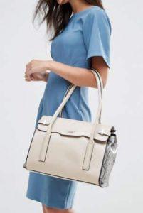 Fiorelli Deacon Flapover Tote Bag אסוס