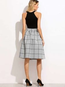 grey-grid-box-pleated-skirt1