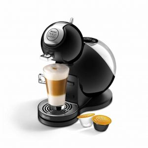 NESCAFÉ Dolce Gusto Melody 3 Coffee Machine by DeLonghi Black