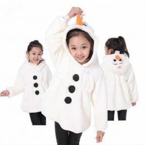 Olaf Children Costume Classic PURIM ZUZU DEALS