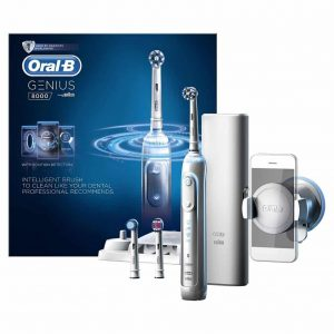 Oral B Genius 8000 Electric זוזו דיליס