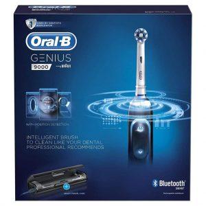 Oral B Genius 9000 Electric Rechargeable מברשת שיניים חשמלית מבצע