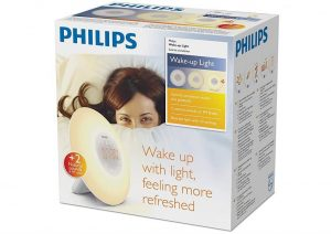 Philips Wake Up Light Alarm Clock GLOUDS