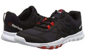 Reebok Mens Sublite Train 4.0 Gymnastics Shoes