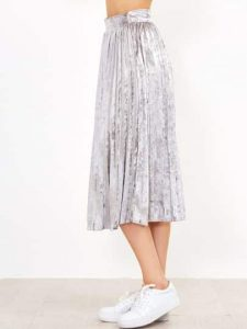 silver-pleated-velvet-skirt1