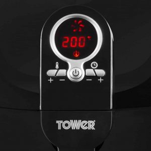 Tower T14001 Airwave Low Fat Air Fryer סיר טיגון ללא שמן זוזו דילס