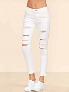 white-ripped-ankle-jeans