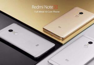 Xiaomi redmi note 4 phone 9