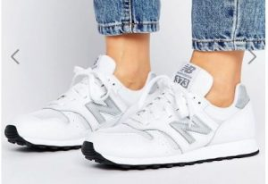 New Balance 373 Trainers In White