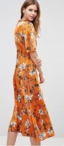 שמלה לקיץ צנועה אסוס