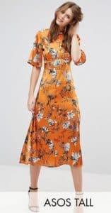שמלה צנועה קיצית אסוס