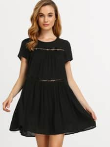 שמלה קצרה וקיצית במגוון צבעים