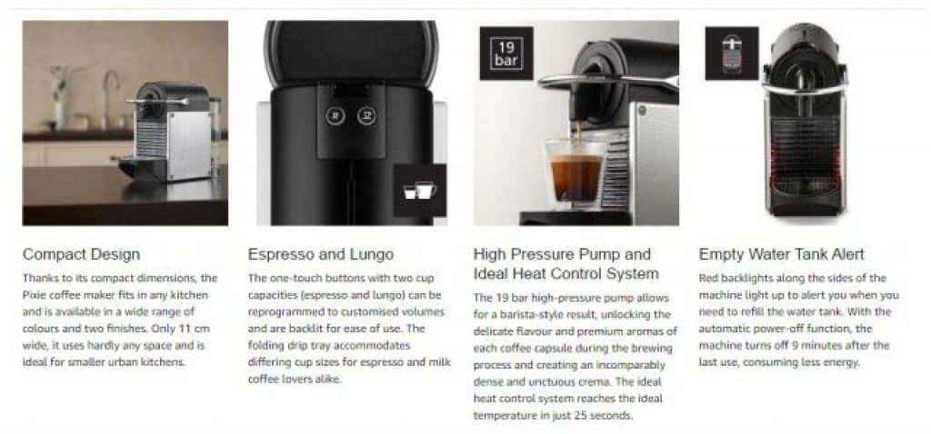 מכונת קפה איכותית