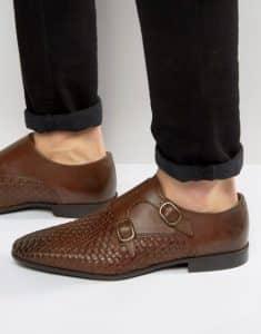 נעלי עור גברים אסוס