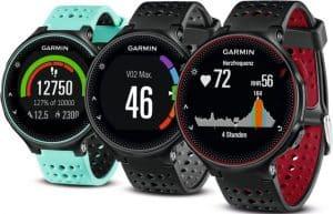 שעון ספורט דופק GPS גרמין
