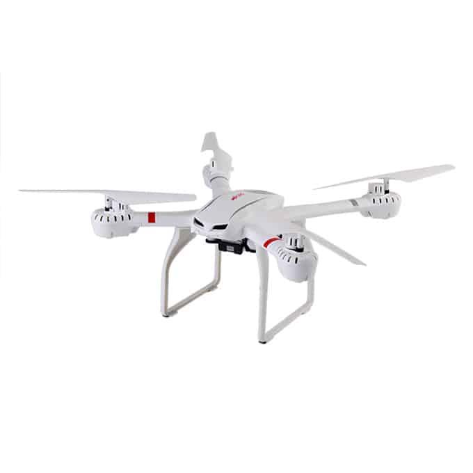 MJX X101 2.4G 4CH Quadcopter 6 Axis Gyro RC Drone