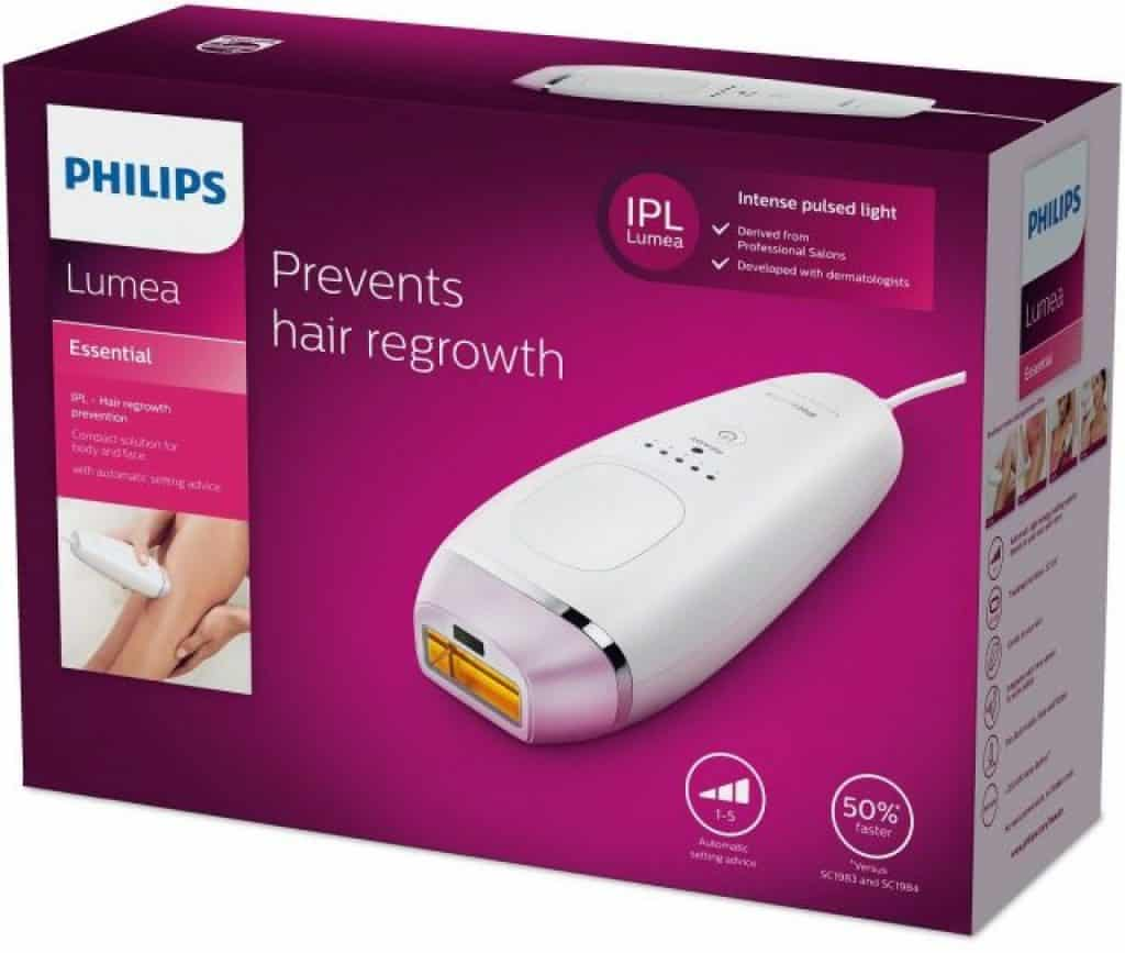 Philips Lumea Essential הנחה