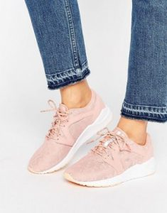 Asics Mesh Gel Lyte Komachi Trainers In Pink