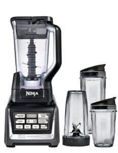 Nutri Ninja 1500W Blender Duo מבצע
