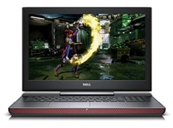 "Dell Inspiron 7000 15.6"" Gaming Laptop (Intel Core i5-7300HQ, 8GB RAM, 256GB SSD, GTX 1050 4GB): Amazon.co.uk: Computers & Accessories"