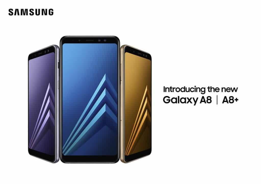 Galaxy A8 A8Plus Triple 2P w782