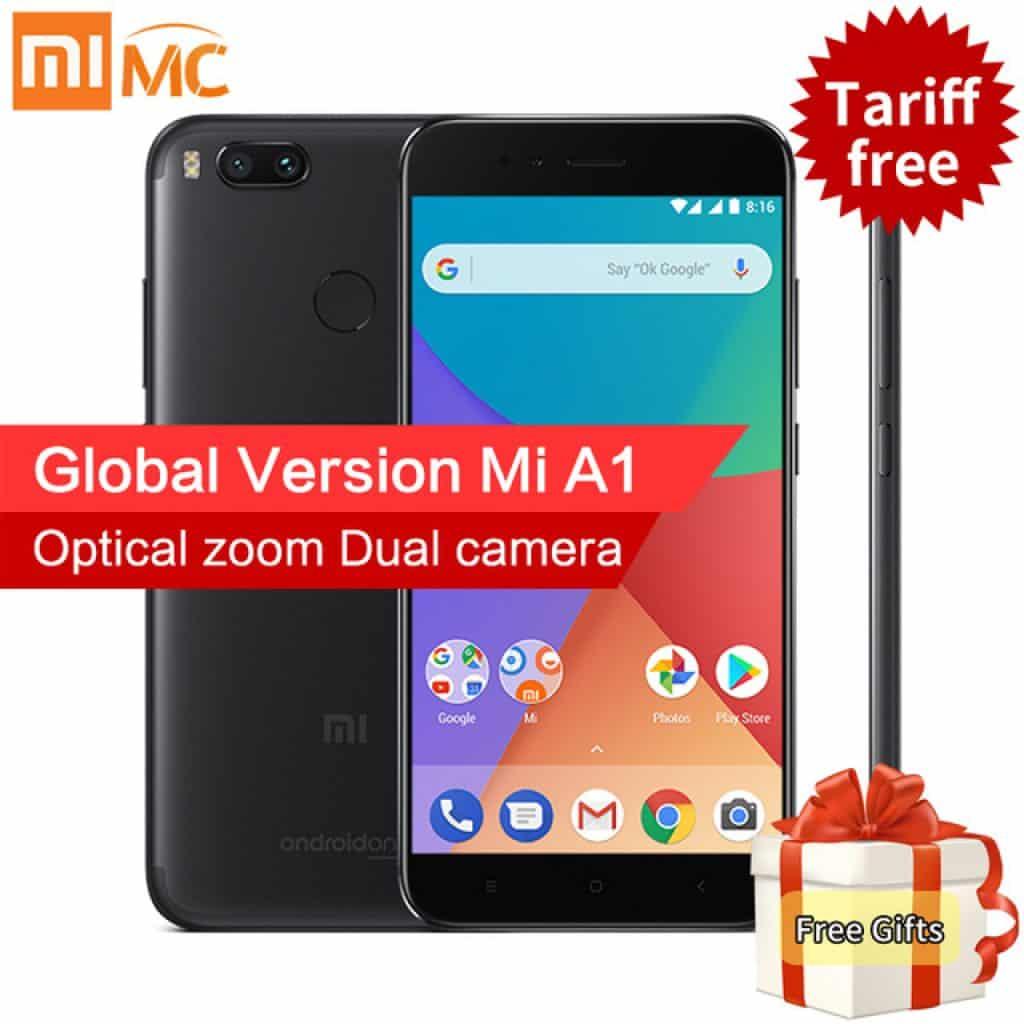 Global Version Xiaomi Mi A1 4GB 64GB MiA1 Mobile Phone Snapdragon 625 Octa Core 5 5.jpg 640x640