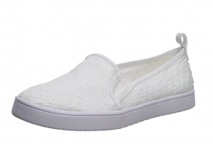 2018 06 12 23 46 12 Amazon.com Koolaburra by UGG Girls K Kellen Slip On Sneaker White 12 Medium