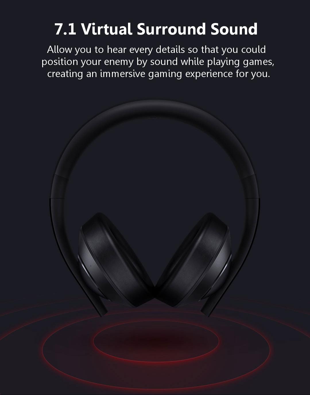 Xiaomi Wireless Gaming Headphones 20180511135145514