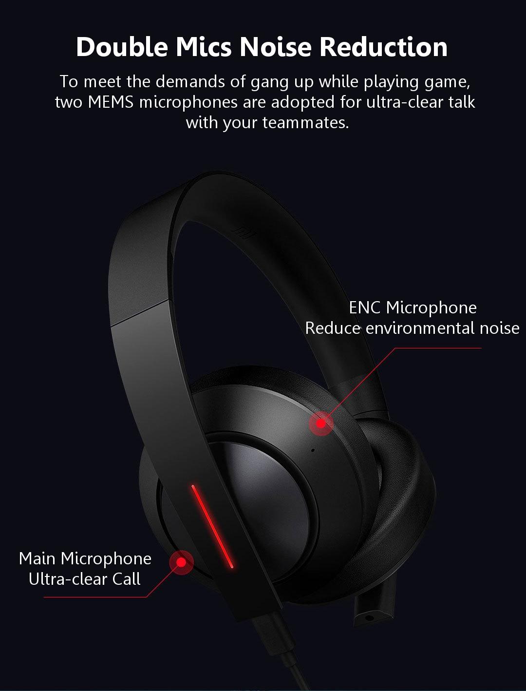 Xiaomi Wireless Gaming Headphones 20180511135151692