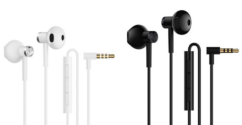 xiaomi mi half in ear headphones l