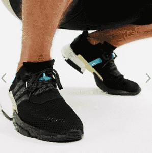 2018 08 02 14 01 27 adidas Originals adidas Originals POD S3.1 Trainers In Black AQ1059