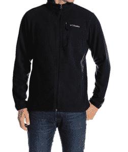 2018 08 26 12 20 12 Columbia Mens Cascades Explorer Full Zip Fleece Black Small at Amazon Men's C