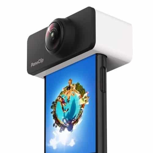 PanoClip Snap-On 360 מעלות עדשה עבור iPhone