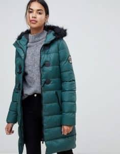 מעיל פוך ארוך שווה זול