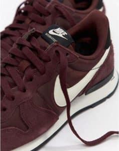 נעלי נייק נשים בורדו זול זוזו דילס