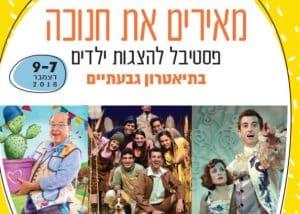 2018 11 19 15 08 13 פסטיבל חנוכה להצגות ילדים בגבעתיים גרו גרופון