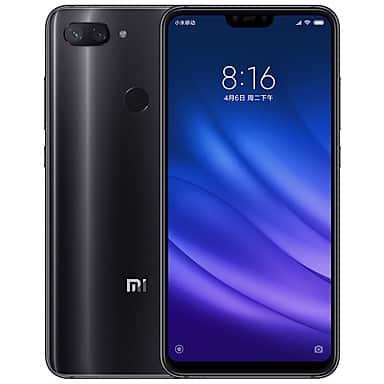 Xiaomi Mi8 Lite – גרסא גלובלית רשמית – 4GB/64GB – עם משלוח מהיר וביטוח מכס! רק 232.45$ כולל הכל!