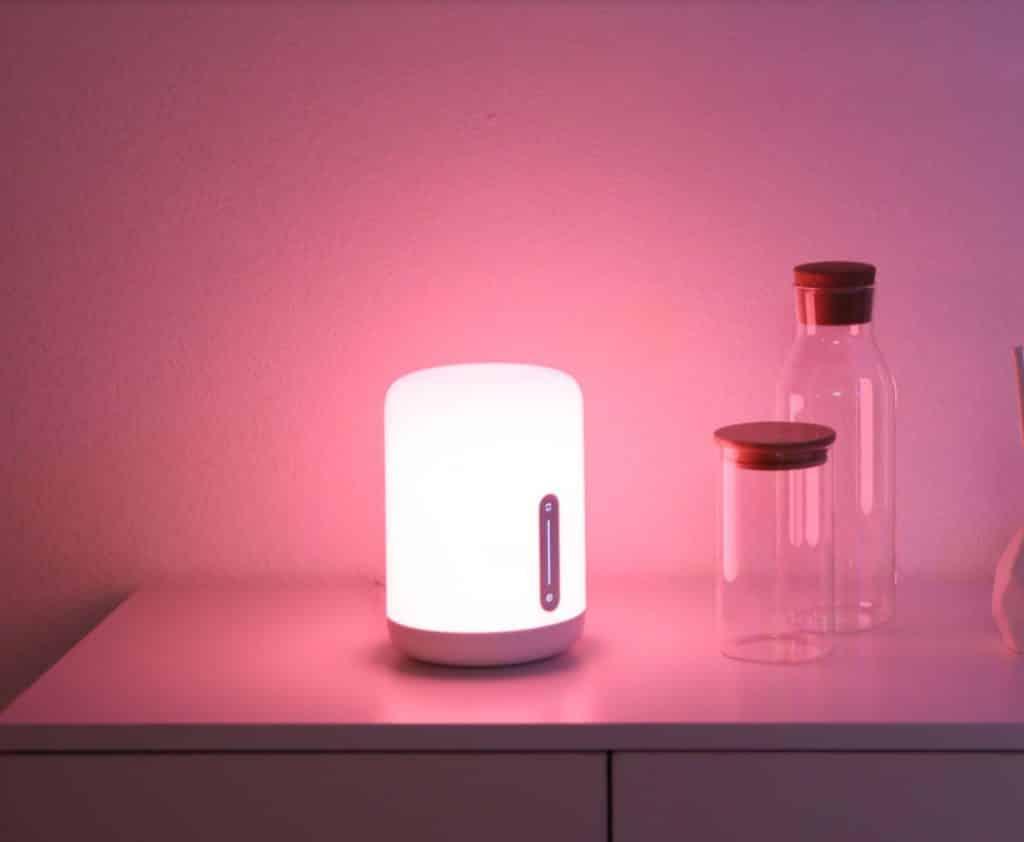 Xiaomi Mijia Bedside Lamp 2 White 20181211160922968