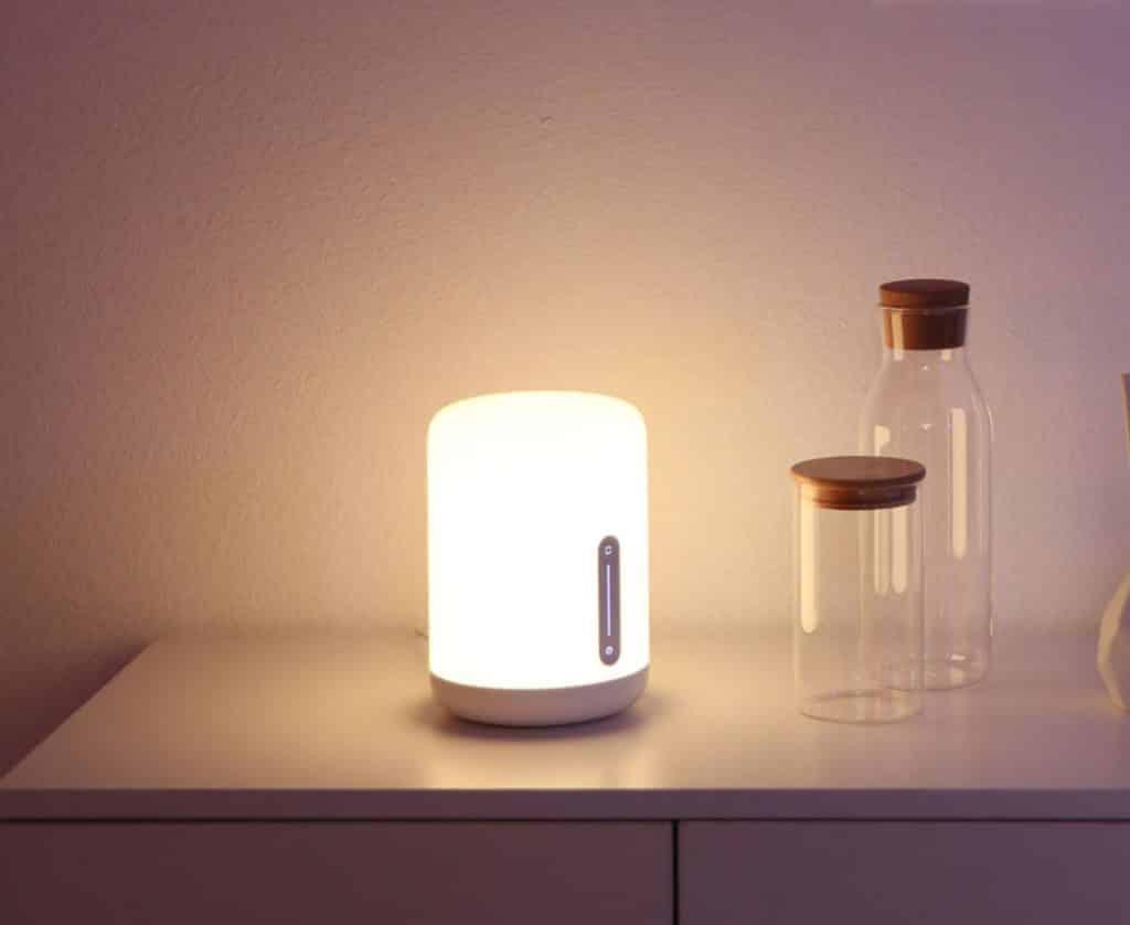 Xiaomi Mijia Bedside Lamp 2 White 20181211160923266