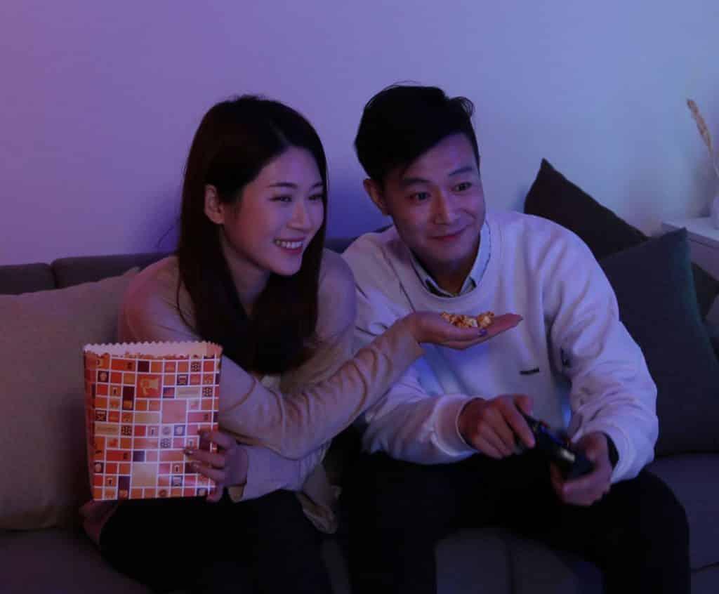 Xiaomi Mijia Bedside Lamp 2 White 20181211160928616