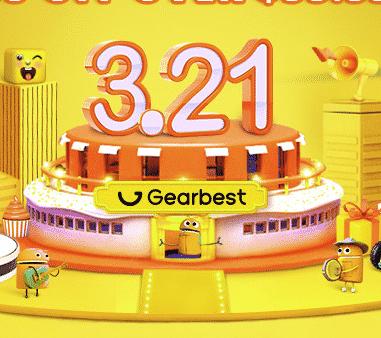 קופונים מיוחדים למוצרים הכי שווים ב-GearBest!