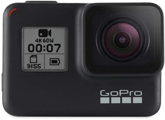 """GoPro HERO7 Black לקניה בארץ עם אחריות יבואן רשמי במחיר הכי זול ברשת – רק 1599 ש""""ח!"""