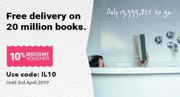 10% הנחה על כלל הספרים באתר BookDepository
