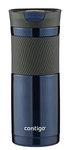 כוס תרמוס של קונטיגו שומרת חום 7 שעות וקור 20 שעות