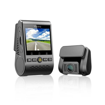 Viofo a129 Duo – מצלמת הרכב המומלצת ביותר לנהג הישראלי – עם מצלמה אחורית וGPS רק ב114$!!! (ואפשרות ביטוח מכס!)